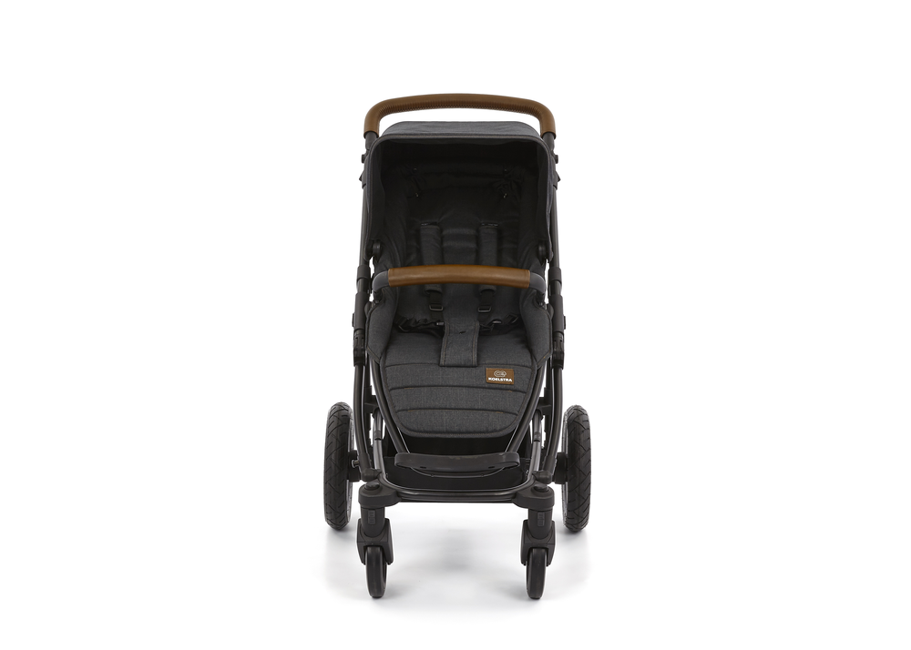 Koelstra kinderwagens & buggys binque daily denim black